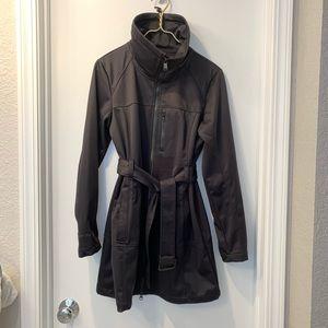 Northface trench coat